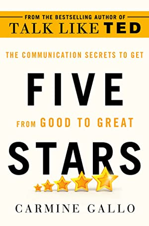 Five stars. The Communication Secrets To Get From Good To Great
